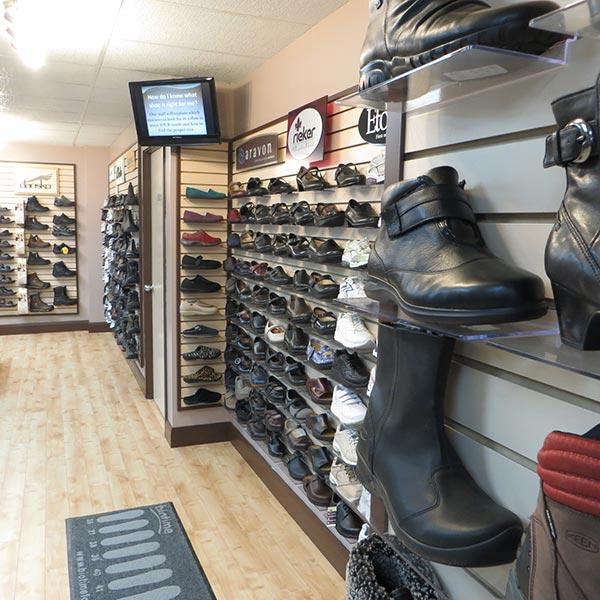 Sunnyside Mall Shoe Store