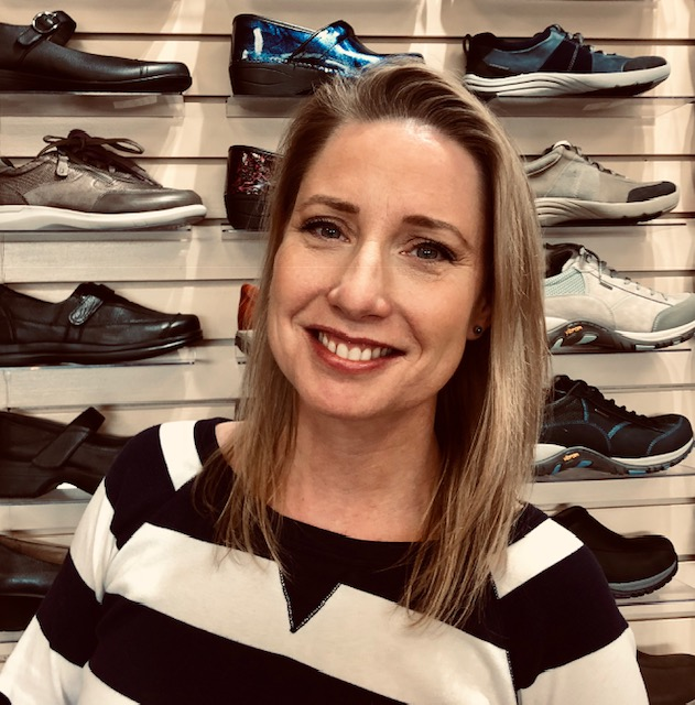 Leah Rutledge - Office Admin and Shoe Fitter