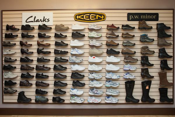 Footwear In-stock