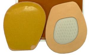 Leather metatarsal pads