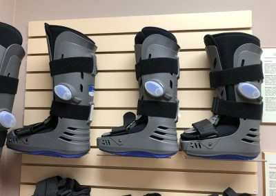 Air Cast Boots
