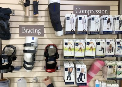 Bracing and Compression
